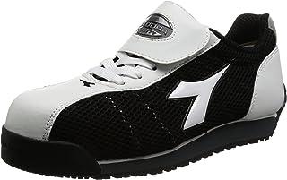 [ディアドラユーティリティ] 作業靴 スニーカー キングフィッシャー KF12 KF12 ホワイト&ブラック(ホワイト&ブラック/25.5)