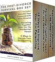 The Post-Divorce Survival Box Set: Includes Rebuild Your Financial Life After Divorce, Parenting Together Apart for the Re...