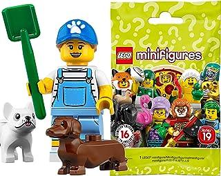 レゴ (LEGO) ミニフィギュア シリーズ19 ドッグシッター 【71025-9】