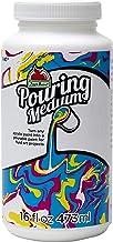 Apple Barrel Pouring Medium, 44840E Acrylic, 16 oz, 16 Fl Oz