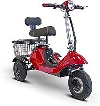 E-Wheels - EW-19 Sporty - 3-Wheel - Red
