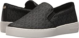 e7962470bf62 Black Mini MK Logo Coated Canvas Suprema Nappa Sport. 284. MICHAEL Michael  Kors. Keaton Slip-On