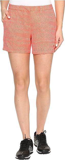 """Printed 4.5"""" Shorts"""