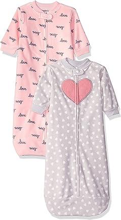 Carter's Baby Girls 2-Pack Microfleece Sleepbag