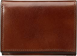 Old Leather Collection - Double I.D. Trifold