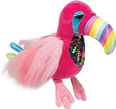 Douglas Plush Vivian Pink Toucan Stuffed Animal