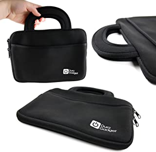 DURAGADGET Handy 'Briefcase Style' Water Resistant Neoprene Case/Cover with Additional Storage Pocket and Sturdy Carry Handle for The Supersonic WiFi 7
