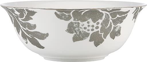 Lenox Silver Applique Serve Bowl