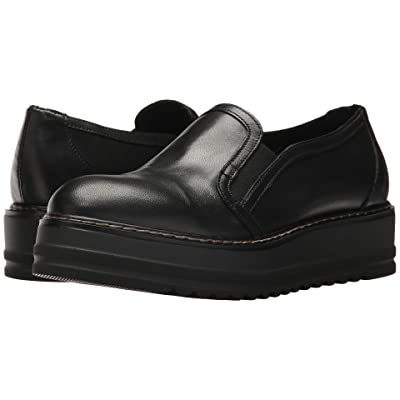 Summit by White Mountain Belton (Black Leather 1) Women