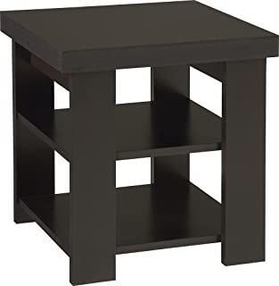 Ameriwood Home Jensen End Table, Espresso