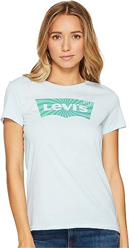 Levi's® Womens - Slim Crew Neck Tee