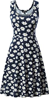 dress with daisies
