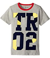 True Religion Kids - Blocked Tee Shirt (Big Kids)