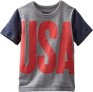 OshKosh B'Gosh Baby Boys' USA Tee (Baby)