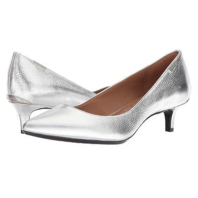 Calvin Klein Gabrianna Pump (Silver 1) Women