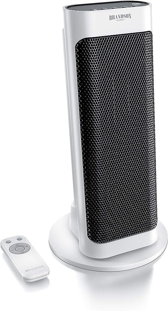 Brandson termoventilatore con telecomando 722304416722