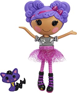 Lalaloopsy Doll - Storm E. Sky with Pet Cool Cat, 13