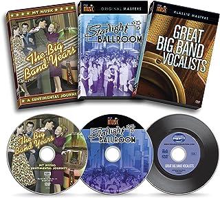 Treasury Collection | Starlight Ballroom, The Big Band Years & Big Band Vocalists (3-DVD Set)