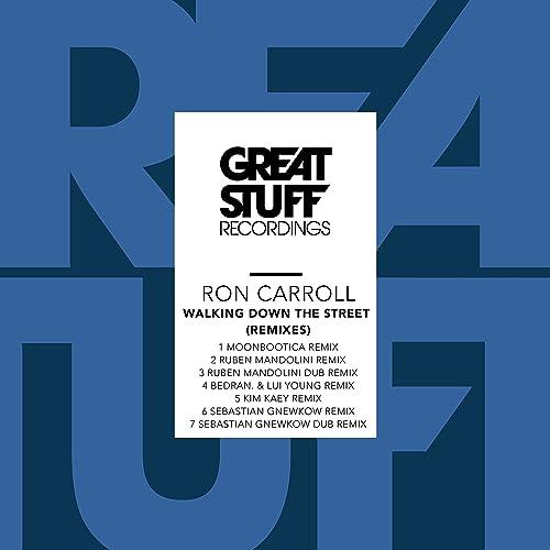 Walking Down the Street (Ruben Mandolini Dub Remix) de Ron ...
