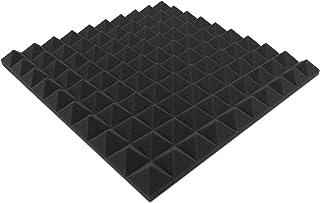Akustikpur – 49 cm x 49 cm x 4 cm – Espuma acústica, pisos)