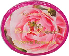 product image for Camille Beckman Glycerine Bar Soap, Glycerine Rosewater, 3.5 oz
