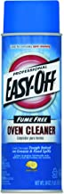 Easy-Off Professional Fume Free Max Oven Cleaner, Lemon 144 oz (6 Cans x 24 oz)