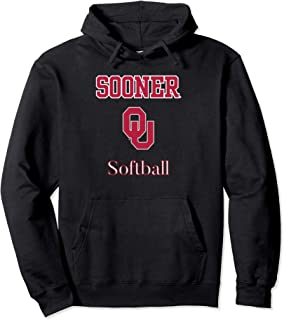 Oklahoma Sooners Softball Hoodie - Apparel