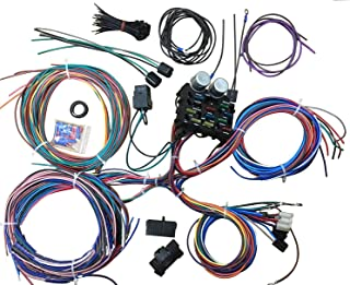 A-Team Performance 12-Circuit Standard Universal Wiring Harness Kit Muscle Car Hot Rod Street Rod New XL Wire Cable