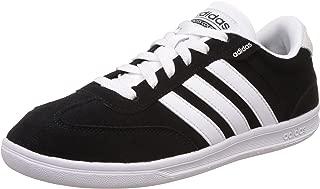 Adidas NEO Men's Cross Court Leather Sneakers