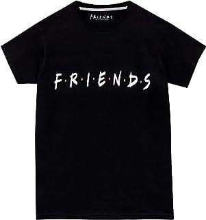 Friends Camiseta de Manga Corta para Niños