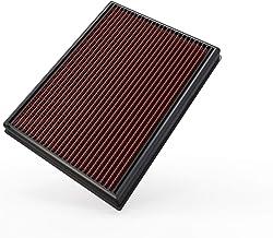 K&N Engine Air Filter: High Performance, Premium, Washable, Replacement Filter: Fits 2006-2017 Mercedes/Volkswagen/Dodge (...