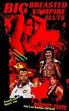 Big Breasted Vampire Sluts: Variant 'Neo Grindhouse Drive-In Finger Bang' Black Version Book Cover