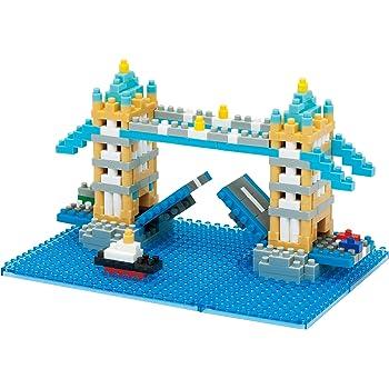 ナノブロック タワーブリッジ NBH-065