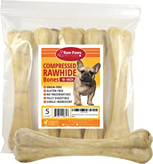 Best cheap rawhide dog bones Reviews