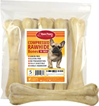 Best large rawhide bones in bulk Reviews