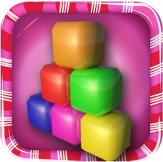 Candy MahJong : Rubik's cube 3D