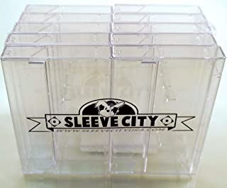 Clear Norelco Cassette Case (100 Pack)