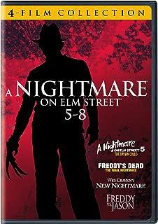4 Film Favorites: Nightmare on Elm Street 5-8 (Freddy vs Jason, Freddy's Dead: The Final Nightmare, Nightmare on Elm Street 5: The Dream Child, Wes Craven's New Nightmare)