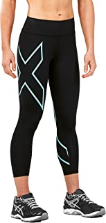 2XU Women's Bonded Mid-Rise Compression 7/8 Tights