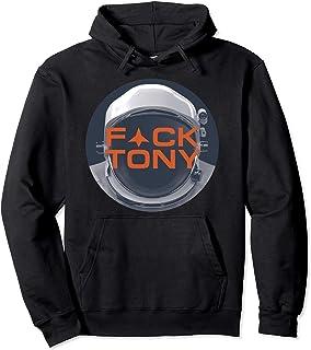 Netflix Space Force F Tony Sweat à Capuche