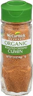 McCormick Gourmet Organic Roasted Ground Cumin, 1.5 oz