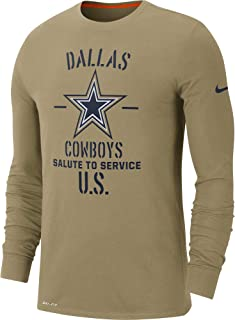 salute to service cowboys long sleeve