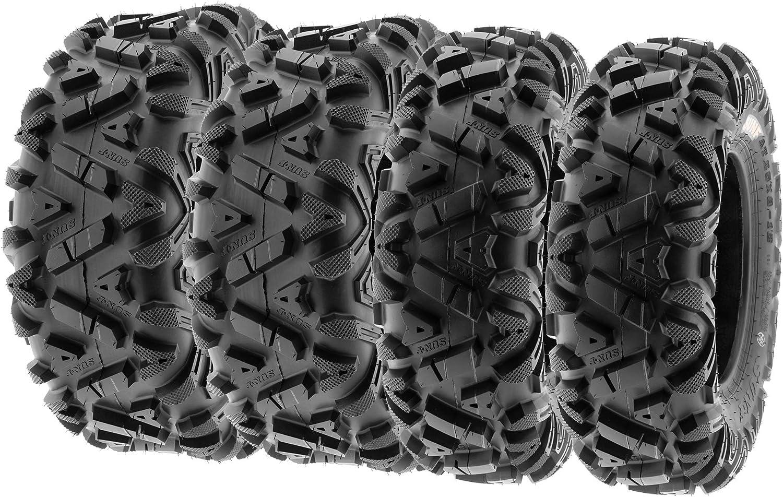 SunF 27x9-12 27x11-12 ATV UTV Tires A033 PR 6 POWER I Tubeless Cheap High material super special price