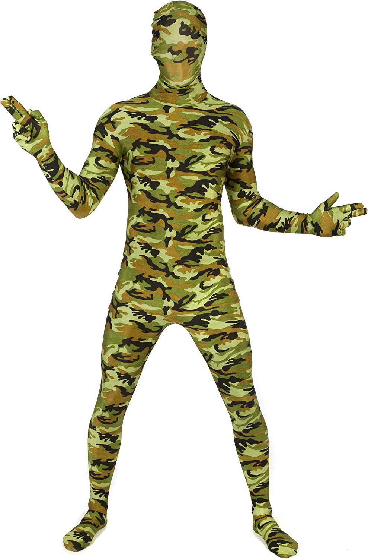 Morphsuits MPCOL - Tarn-, Camouflage Kostüm, L