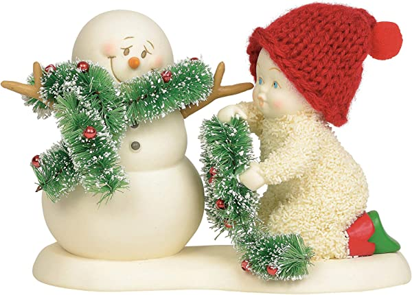 Department 56 Snowbabies Classics Don We Know Our Gay Apparel Figurine 3 5 Multicolor