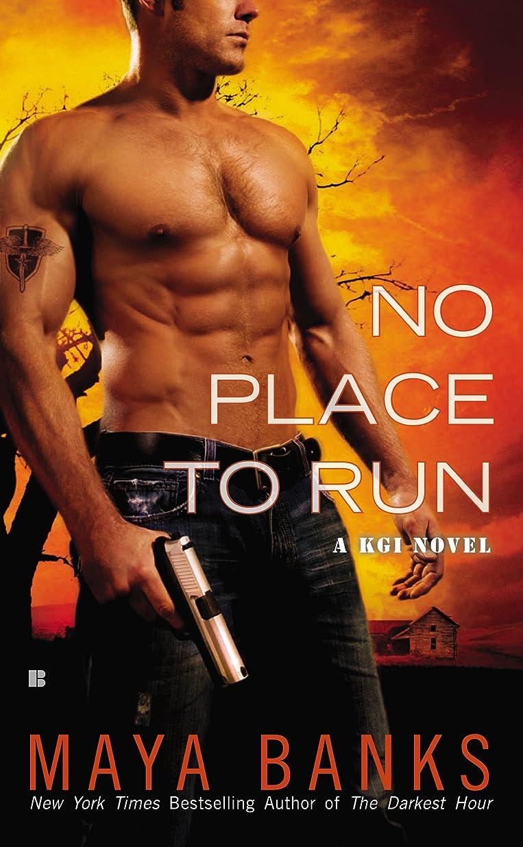 白鳥調整するブラザーNo Place to Run (KGI series Book 2) (English Edition)