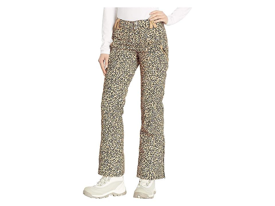 Obermeyer Harlow Pants (Safari Leopard) Women