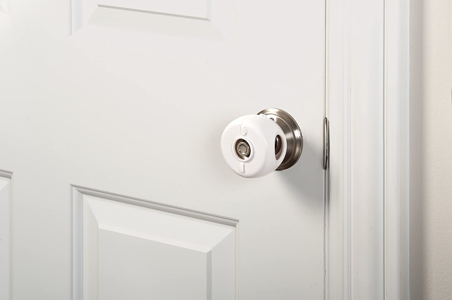 KidCO Door Knob Covers store 3 low-pricing White Count