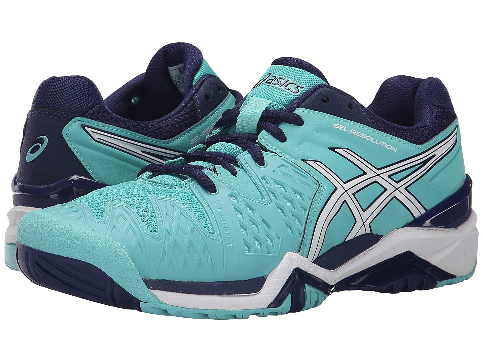 ASICS GEL-Resolution® 6Cheap and distinctive eye-catching shoes