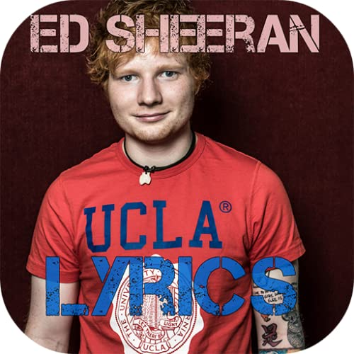 Ed Sheeran Lyric Video App